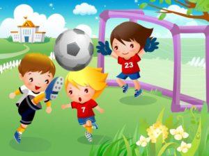 futbol-dlya-detey